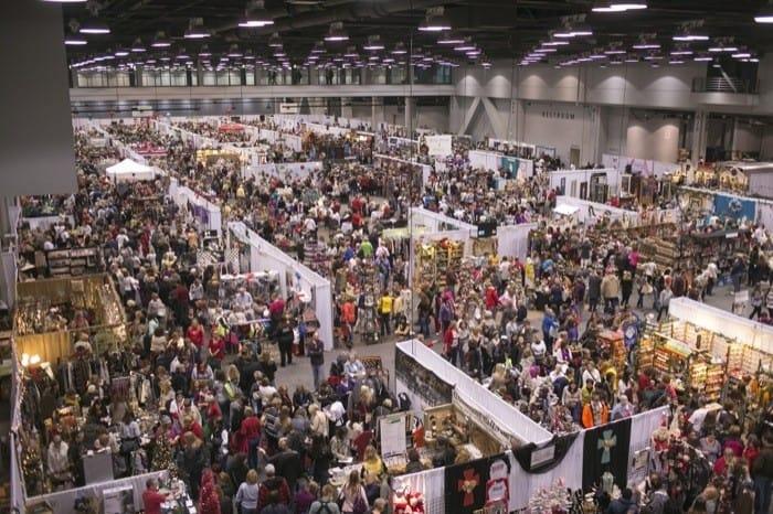 The Greater Cincinnati Holiday Market