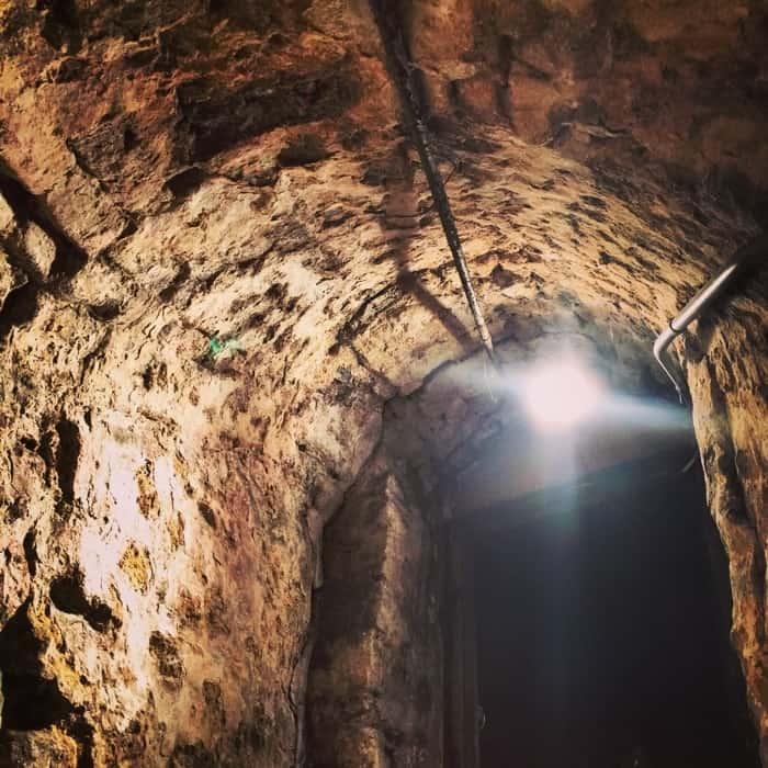 Lager Tunnel Cincinnati 2