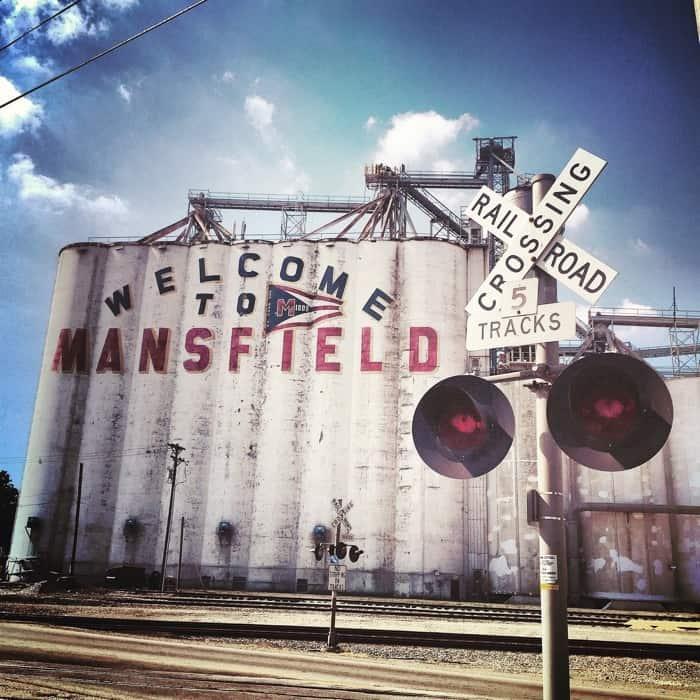 Mansfield,Ohio