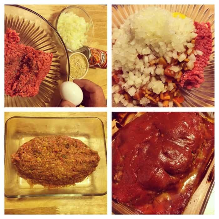 Manloaf Meatloaf Recipe