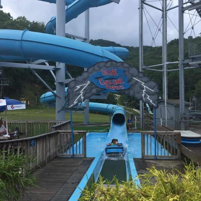 Ober Gatlinburg Waterslide