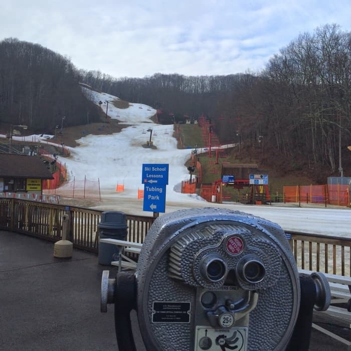 Snow ski Ober Gatlinburg