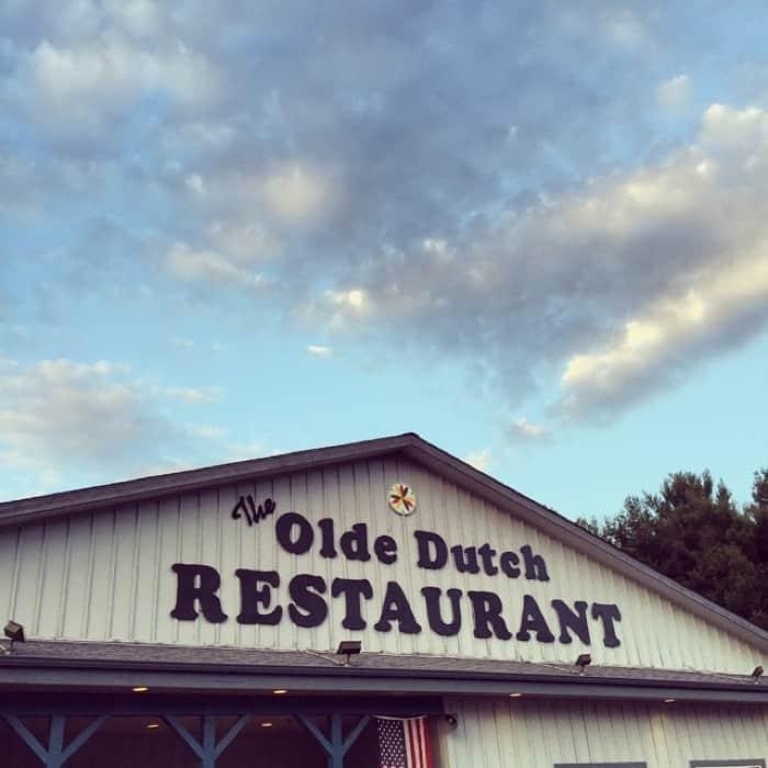 The Olde Dutch Restaurant