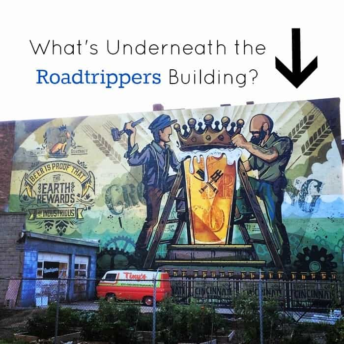 What's Underneath the Roadtrippers Building