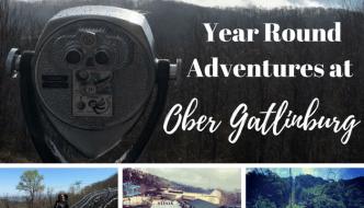 Year Round Adventures at Ober Gatlinburg