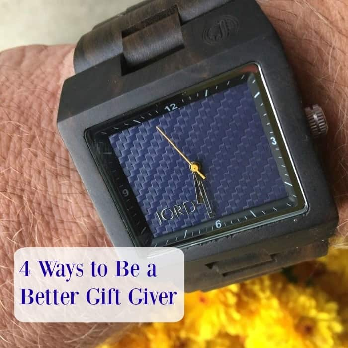 4 Ways to Be a Better Gift Giver