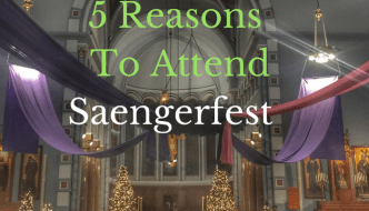 5 Reasons To Attend Saengerfest December 1 & 2 ~ Giveaway