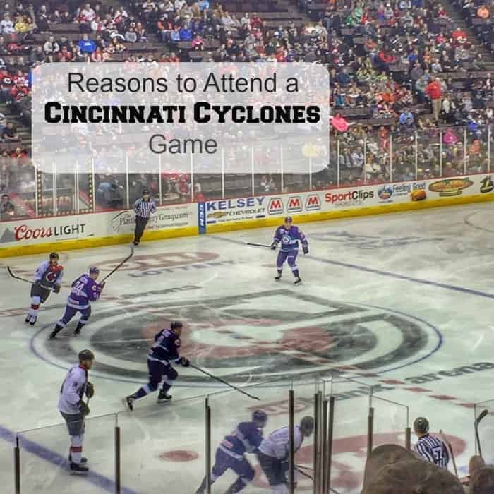 7 Reasons to Attend a Cincinnati Cyclones Game