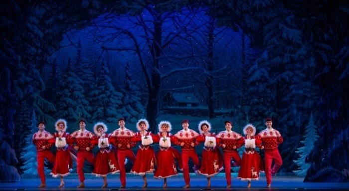 White Christmas on Broadway