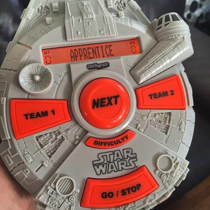 Catchphrase Star Wars