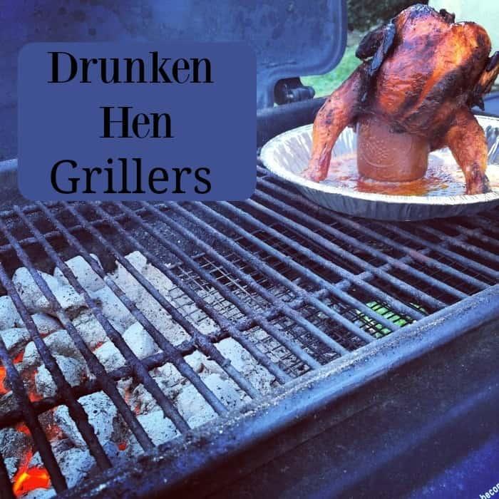 Drunken Hen Grillers