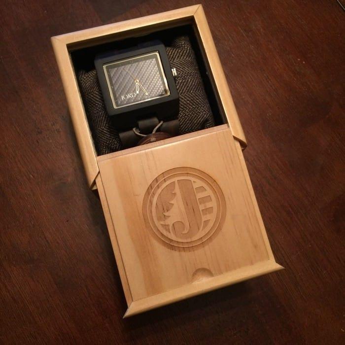 Jord Wooden Box