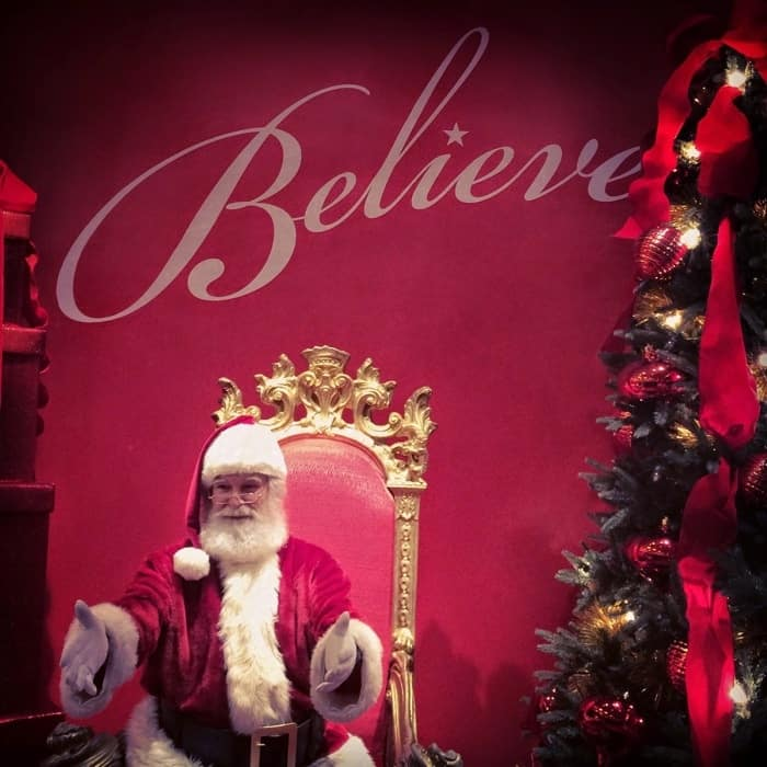 Meet Santa at Macy's Downtown Dazzle