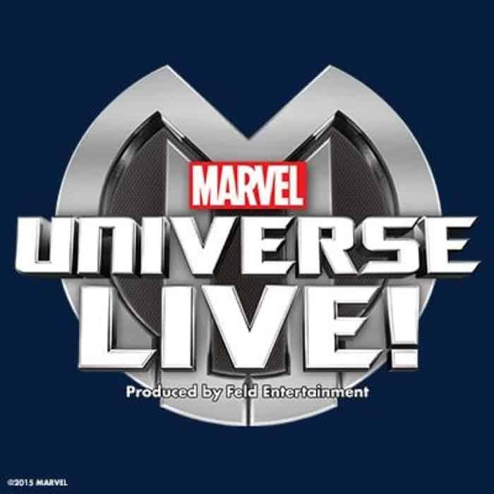 Marvel Universe Live logo