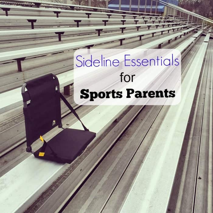 Sideline Essentials for Sports Parents