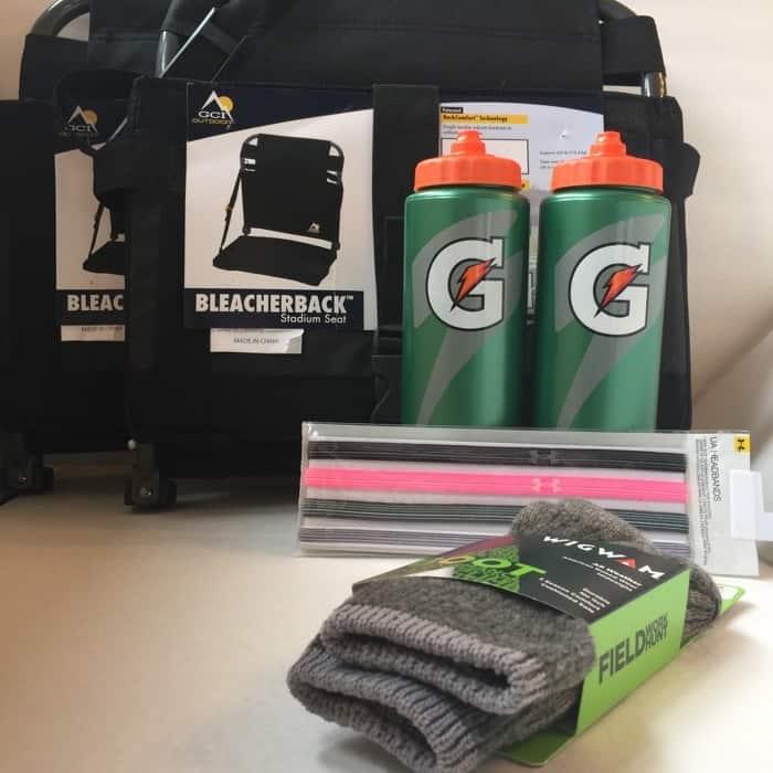 Sideline essentials