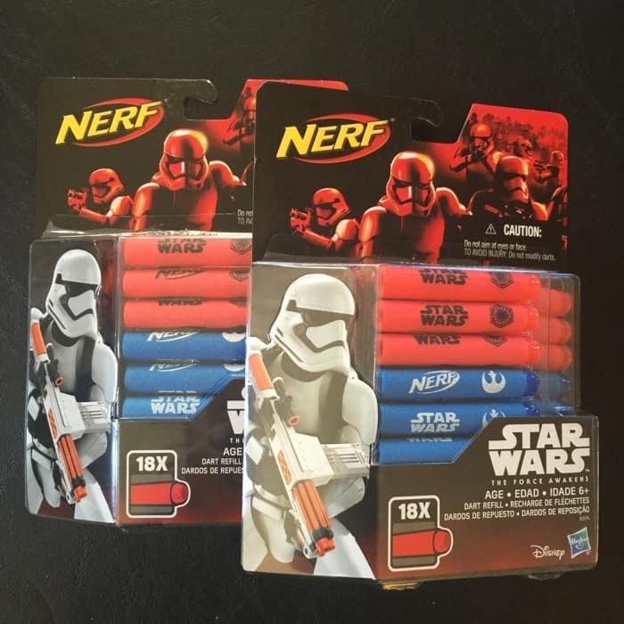 Star Wars Nerf Bullets