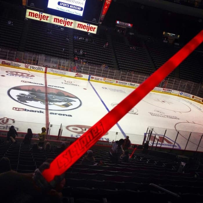 Star Wars night Cincinnati Cyclones