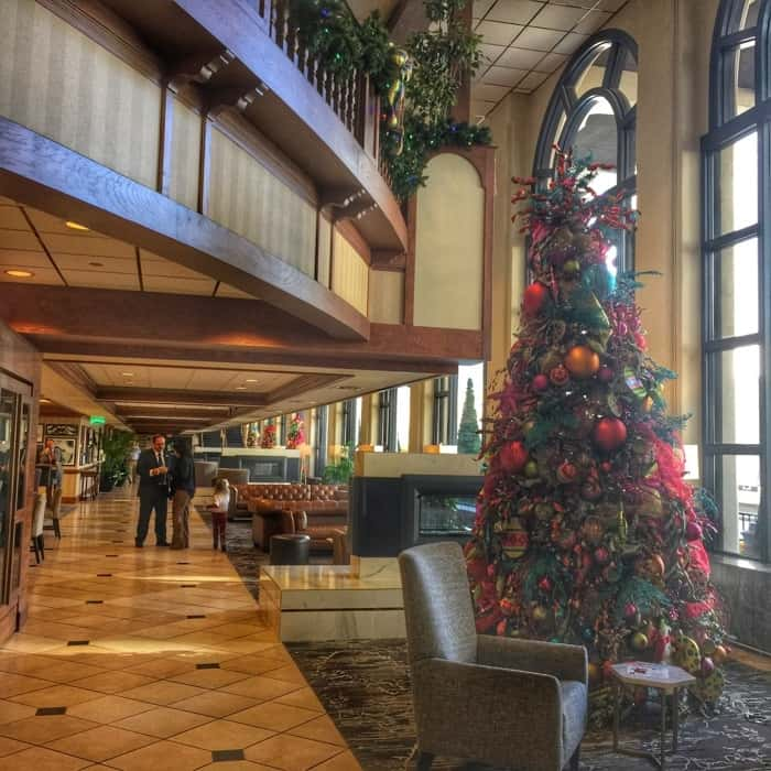 Christmas at the Galt House