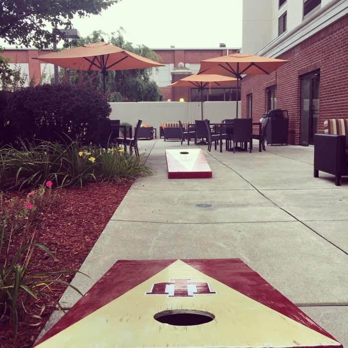 Courtyard by Marriott courtyard