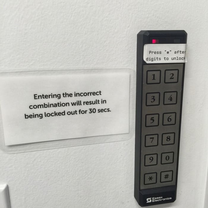 Door Code
