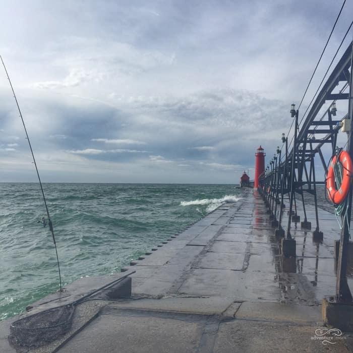 Grand Haven pier