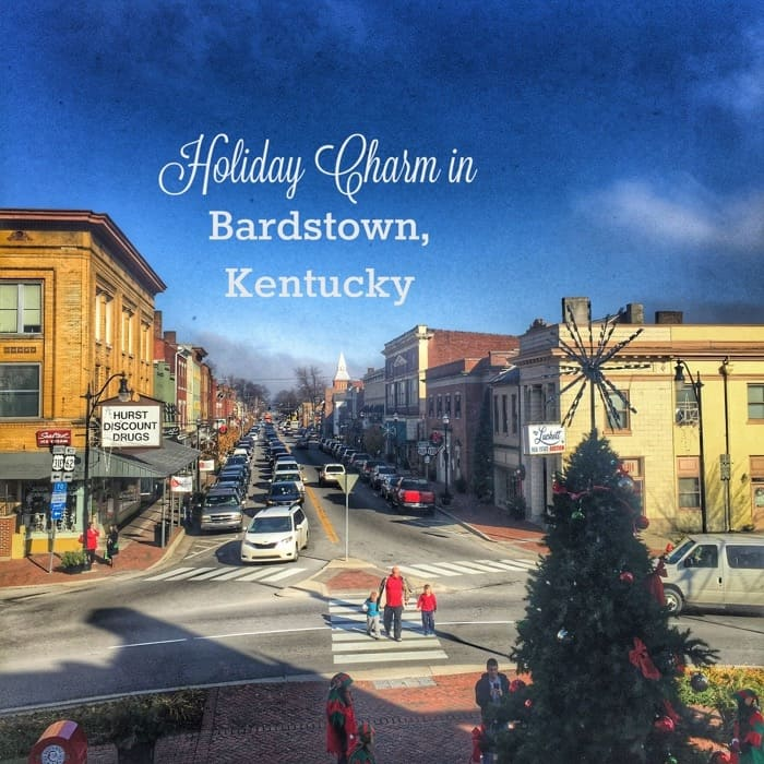 Holiday Charm in Bardstown Kentucky