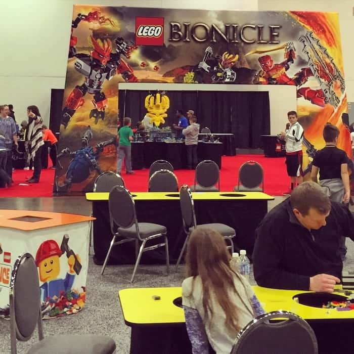 LEGO Creativity Tour