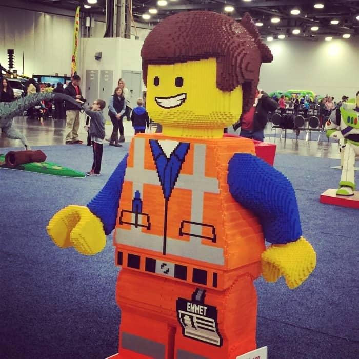 LEGO Creativity Tour