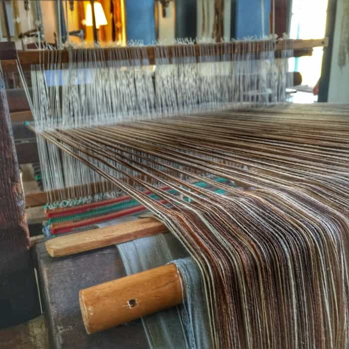 Loom at Shaker Village