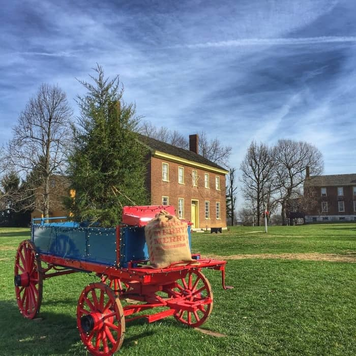Shaker Village of Pleasant Hill Holiday