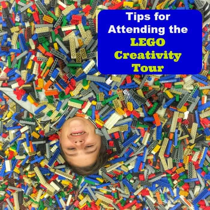 Tips for Attending the LEGO Creativity Tour