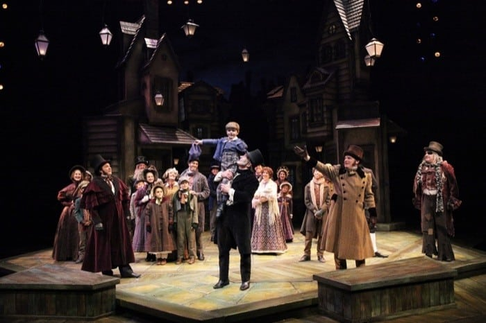 A Christmas Carol at Playhouse in the Park