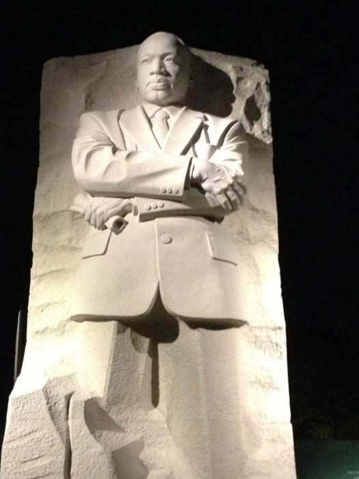 Martin Luther King Jr. Memorial Washington DC 16