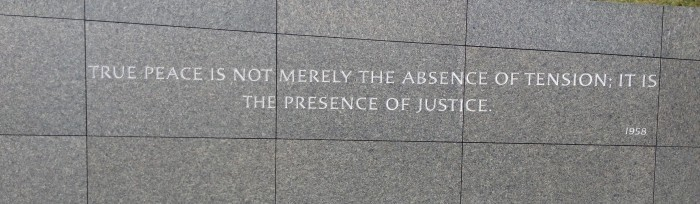 Martin Luther King Jr. Memorial Washington DC 4