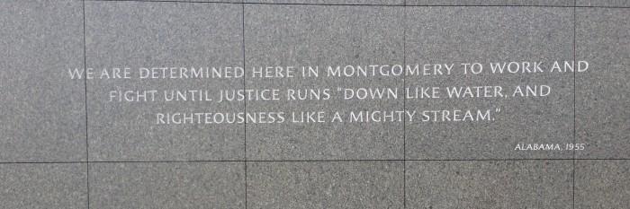 Martin Luther King Jr. Memorial Washington DC 6