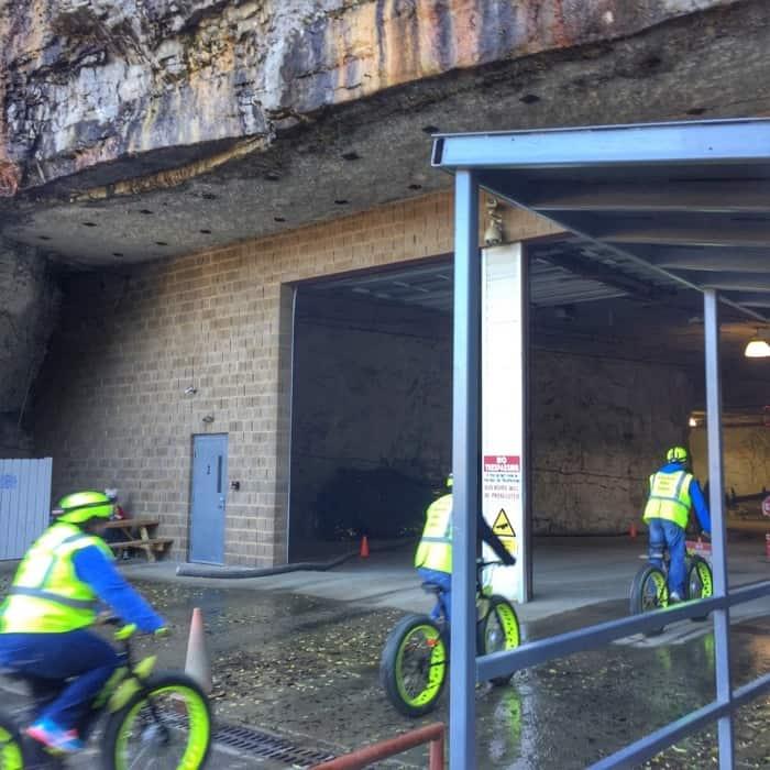 Mega Cavern Bike Tour