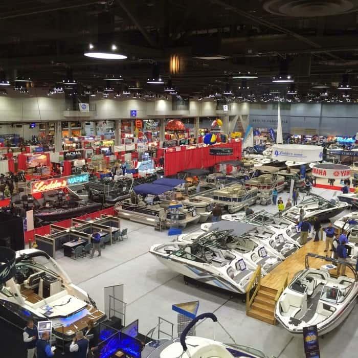 Overview Cincinnati Travel Sports & Boat Show