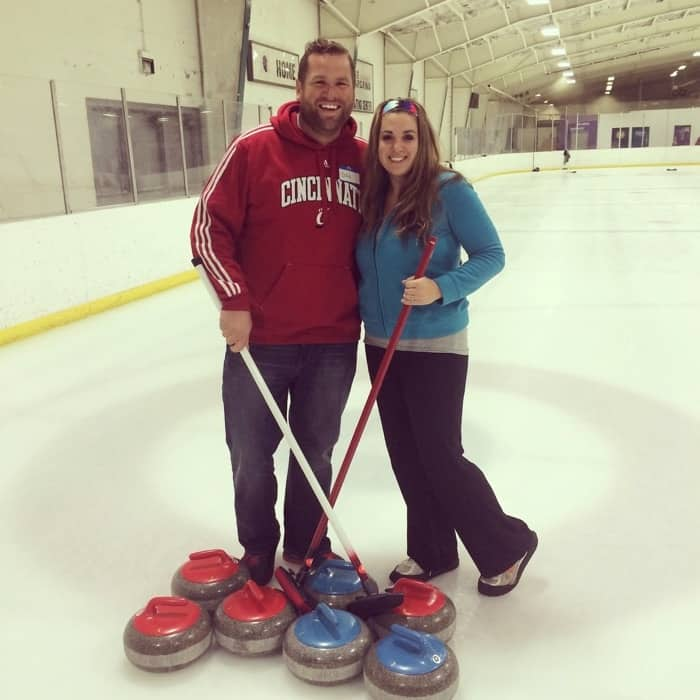 date night intro to curling