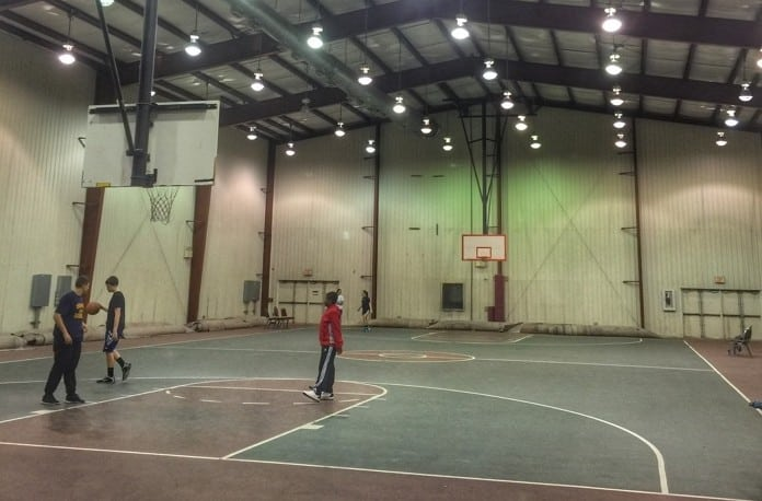 Basketball court Split Resort