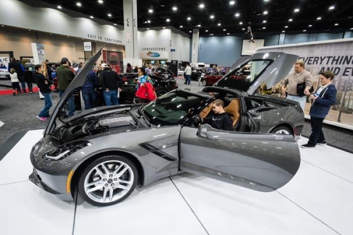 Cincinnati Car Show: 2016 Cincinnati Auto Expo February 17-21