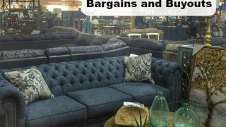 How to make the most of your first visit to Bargains and Buyouts