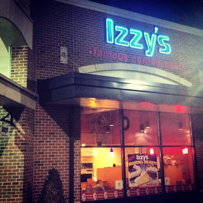 The Cod Lenten Special is back at Izzy's