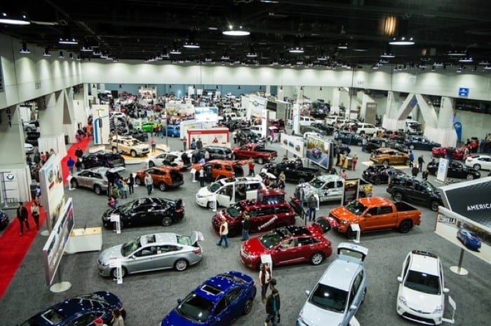 Overview Cincinnati Auto Expo