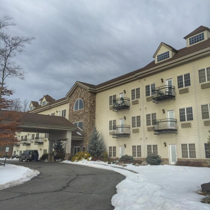 Split Rock Resort lodging