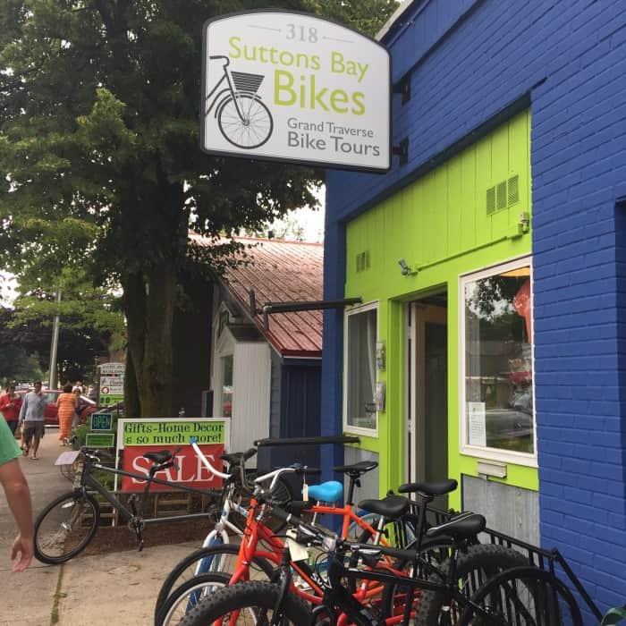 Suttons Bay Bikes