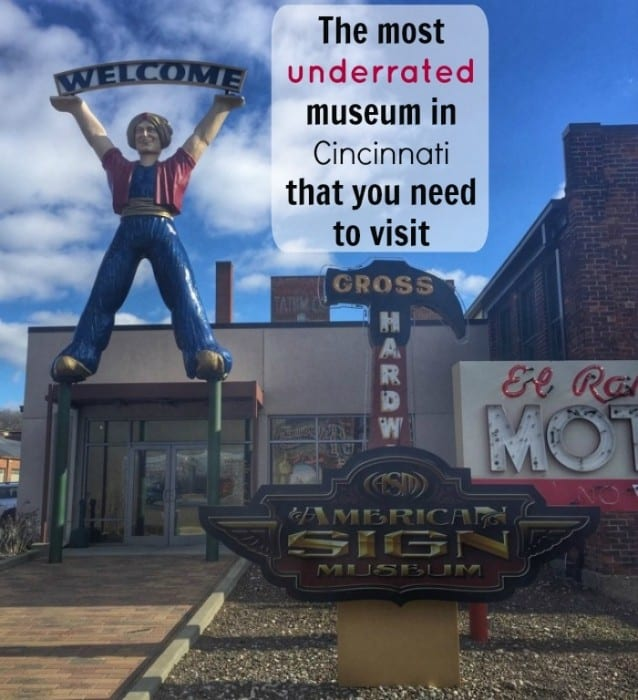The most underrated museum in Cincinnati that you need to visit
