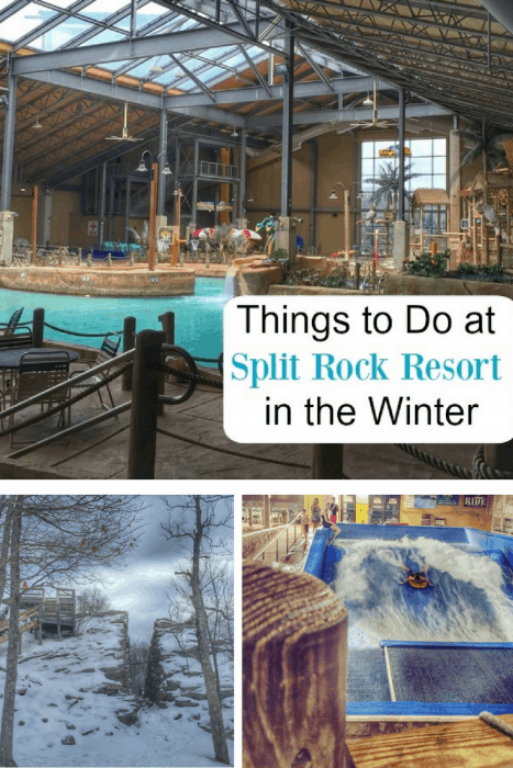 Things to Do at Split Rock Resort in the Winter