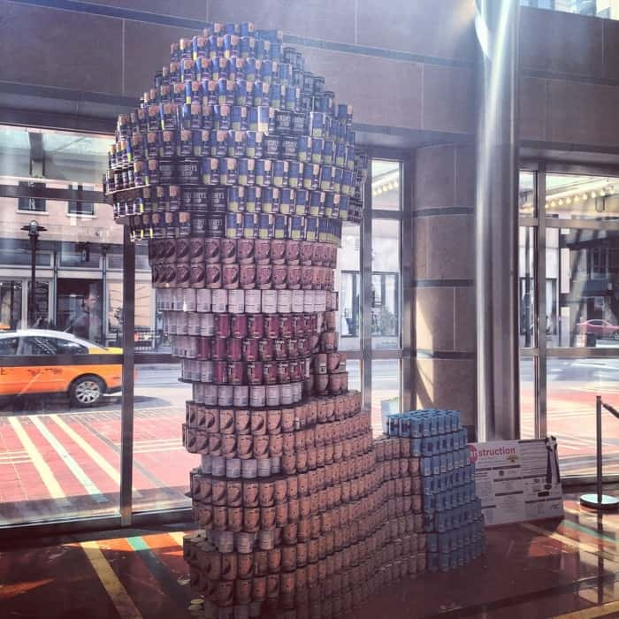 Cincinnati Canstruction 12
