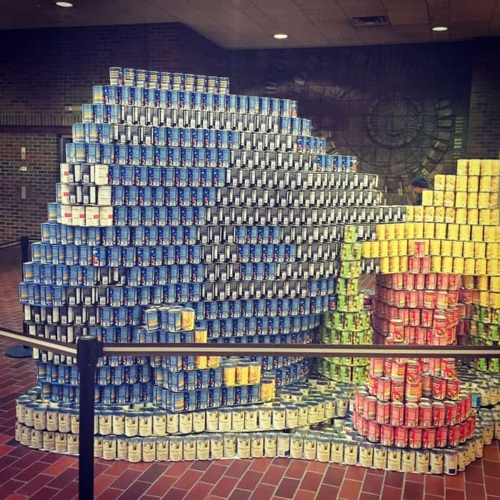 Cincinnati Canstruction 17